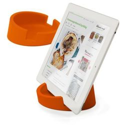 Podstawka kuchenna pod tablet pomarańczowa