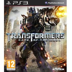 Transformers Dark Of The Moon (PS3)