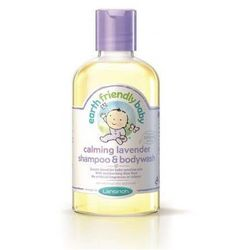 Lawendowy szampon i żel do mycia Earth Friendly Baby