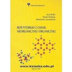 Repetytorium z chemii nieorganicznej i organicznej (opr. miękka)
