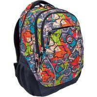 Tornistry i plecaki szkolne, Plecak szkolny Are Design ok.20l od 9lat TITANUM - PL-1808 -10% (-10%)