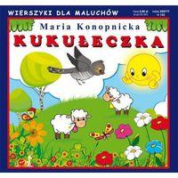 Literatura młodzieżowa, Kukułeczka wierszyki dla maluchów 133 - maria konopnicka (opr. kartonowa)