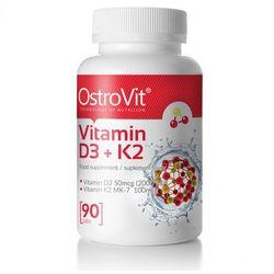 OSTROVIT VITAMIN D3 + K2 90 tabs