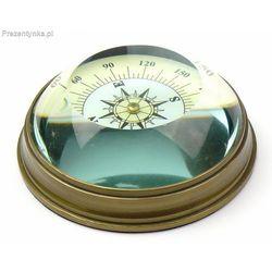 Duży kompas soczewkowy