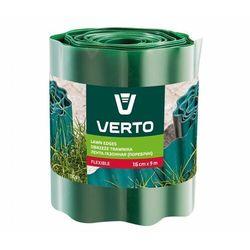 Obrzeże do trawników VERTO 15G511 Zielony (15 cm x 9 m)