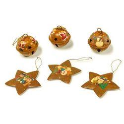 Bombki i gwiazdki świąteczne, Ozdoby choinkowe i świąteczne