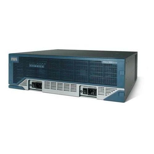 Routery i modemy ADSL, C3845-VSEC-SRST/K9 Router Cisco 3845 VSEC Bundle w/PVDM2-64,FL-SRST-240,Adv IPServ,128F/512D