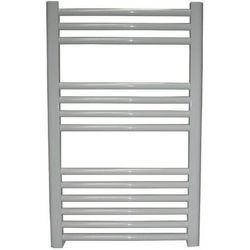 Grzejnik łazienkowy Wetherby wykończenie proste, 600x800, Biały/RAL - paleta RAL