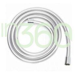 Hansgrohe Isiflex Wąż prysznicowy z imitacją powierzchni metalicznej 1,60 m. DN 15 biały 28276450