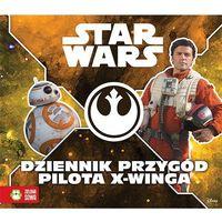 Książki dla młodzieży, Dziennik przygód pilota X-Winga. Star Wars - Opracowanie zbiorowe (opr. miękka)