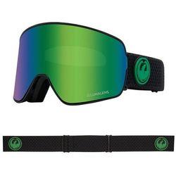 gogle snowboardowe DRAGON - Dr Nfx2 Two Split Llgrnion+Llamber (333) rozmiar: OS