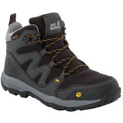 Buty trekkingowe dziecięce MTN ATTACK 3 TEXAPORE MID K burly yellow XT - 33