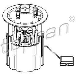 Pompa paliwa TOPRAN 721 480