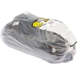 Rękawice robocze VOREL 74077 Czarny (12 sztuk)