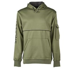 bluza SESSIONS - Ighthawk Pullover Hoodie Olive (OLV) rozmiar: XL