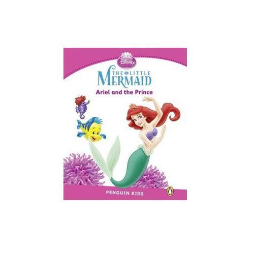 Książki do nauki języka, The Little Mermaid - Ariel And The Prince Poziom 2 (400 Słów) (opr. miękka)