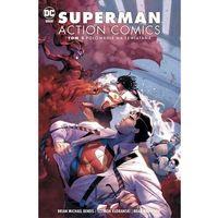 Literatura młodzieżowa, Superman action comics t.3 polowanie na lewiatana - brian michael bendis,szymon kudrański