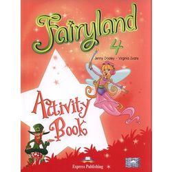 Fairyland 4 (+ CD) (opr. miękka)