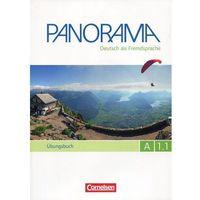 Książki do nauki języka, Panorama A1.1 UBungsbuch+DaF + CD (opr. miękka)