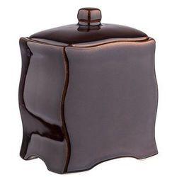 Rękodzieło Perfect Home Pojemnik na herbatę z kamionki 0.25 L