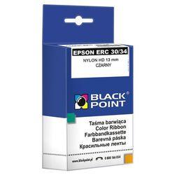 Taśma BLACK POINT KBPE30BK Czarny