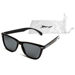 Okulary przeciwsłoneczne dzieci 4-10la Junior BANZ - Flyer Black