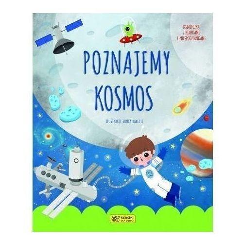 Książki dla dzieci, MALI ODKRYWCY POZNAJEMY KOSMOS - Praca zbiorowa