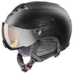 UVEX hlmt 300 Kask snowboard czarny Kaski narciarskie -25 % (-25%)