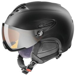 UVEX hlmt 300 Kask snowboard czarny Kaski narciarskie uvex (-25%)