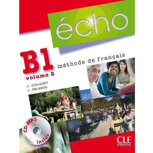 Książki do nauki języka, Echo B1 volume 2 + CD (opr. miękka)