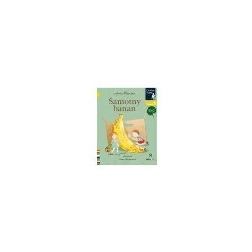 Książki dla dzieci, Samotny banan. Czytam sobie Eko. Poziom 1 (opr. broszurowa)