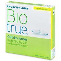 Soczewki kontaktowe, Biotrue ONEday for Presbyopia 90 szt