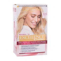 L´Oréal Paris Excellence Creme Triple Protection farba do włosów 48 ml dla kobiet 10,13 Natural Light Baby Blonde