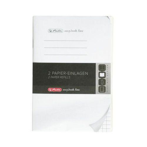 Notesy, Wkład A6/2x40 kartek do notatników my.book Flex w kratkę