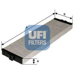 Filtr, wentylacja przestrzeni pasażerskiej UFI 54.151.00