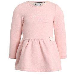 Sanetta fiftyseven DRESS BABY GOTS Sukienka letnia powder rose melange