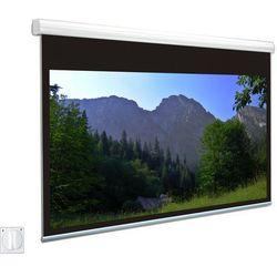 Ekran elektryczny 400x225cm Solaris 40x23 - Matt White P BT