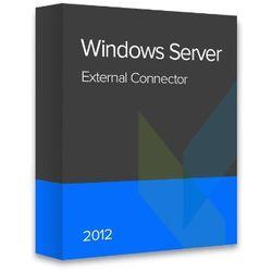 Windows Server 2012 External Connector elektroniczny certyfikat