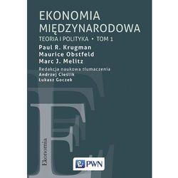 Ekonomia międzynarodowa. Tom 1 (opr. miękka)