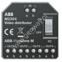 ABB ABB Wewnętrzny rozdzielacz wideo (M2304) M2304 - Rabaty za ilości. Szybka wysyłka. Profesjonalna pomoc techniczna.