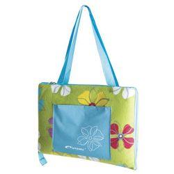 Spokey PICNIC FLOWERS - Koc piknikowy; 150x180 cm