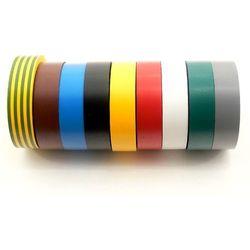 Zestaw taśm izolacyjnych 19mm x 20m PVC Temflex 1300 Multikolor XE004802049 3M