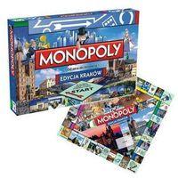 Gry dla dzieci, HASBRO Monopoly Kraków ANG (27564)