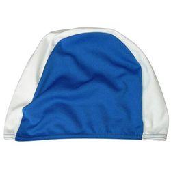 Fashy czepek jr poliester 3236 biało-niebieski