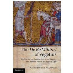 The De Re Militari of Vegetius