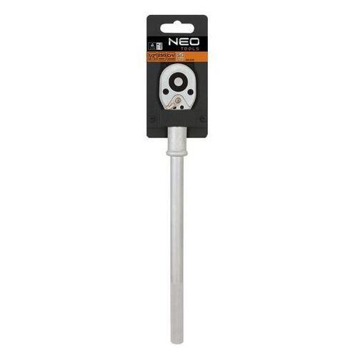 Klucze nasadowe, Grzechotka NEO 08-355 3/4 cala 500 mm + DARMOWY TRANSPORT!