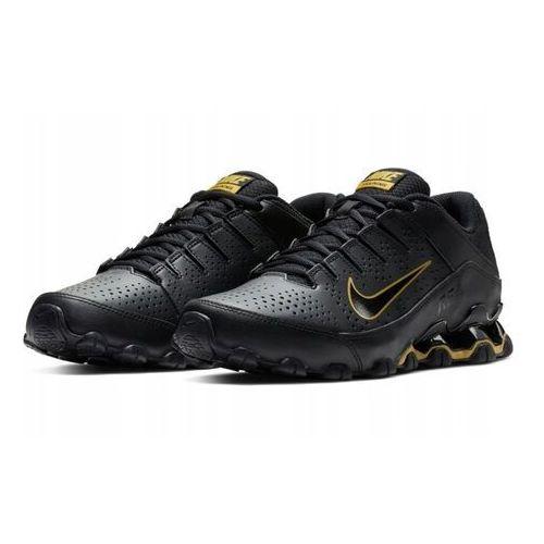 Męskie obuwie sportowe, BUTY MĘSKIE REAX 8 TR CZARNE