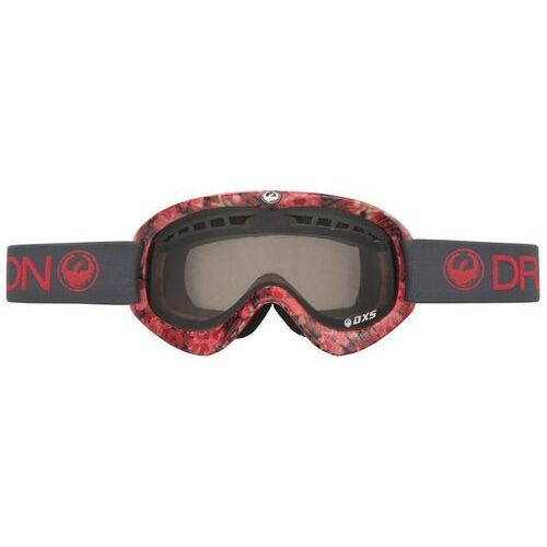 Kaski i gogle, gogle snowboardowe DRAGON - Dxs Prism (Smoke) (418)