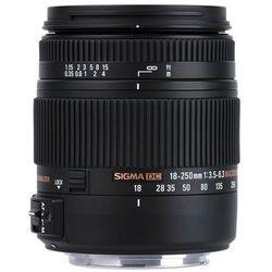 Sigma 18-250mm f3.5-6.3 DC Makro OS HSM Canon