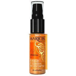 Marion Hair Line Kuracja z olejkiem arganowym 15ml - Marion OD 24,99zł DARMOWA DOSTAWA KIOSK RUCHU